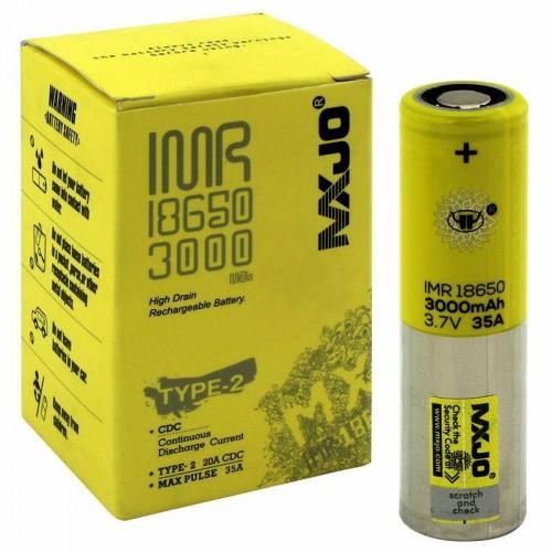 Mxjo IMR 3000Mah - 18650