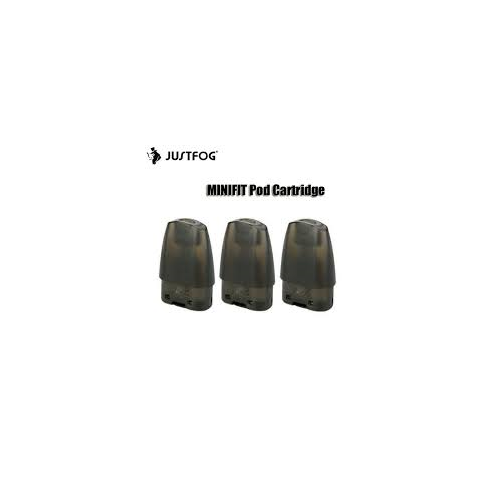 Pods Minifit - Justfog (Pack de 3)