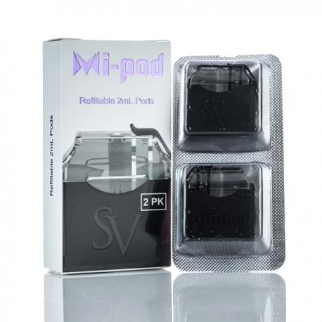 Pods Mi-Pod - Smoking Vapor (Pack de 2)