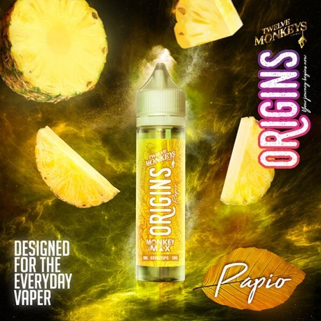 Papio 50ml - 12 Monkeys