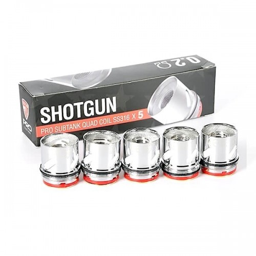 Pack 5 résistances Shotgun - VGOD