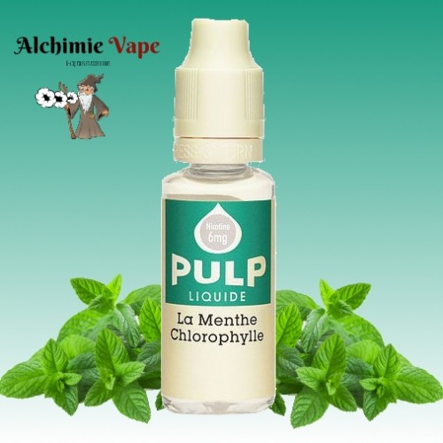 Menthe Chlorophylle - Pulp