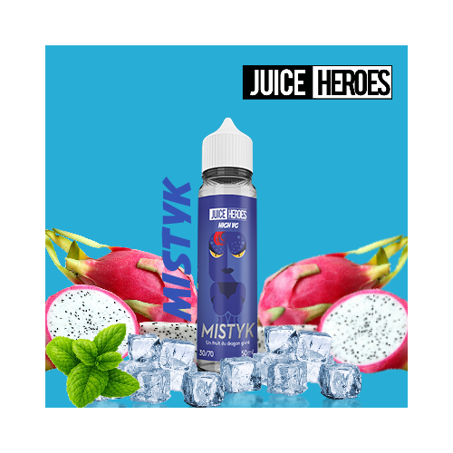 Mistyk 50ml - Juice Heroes