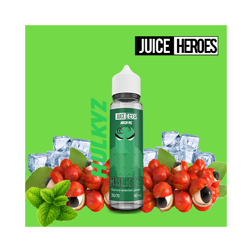 Hulky's 50ml - Juice Heroes
