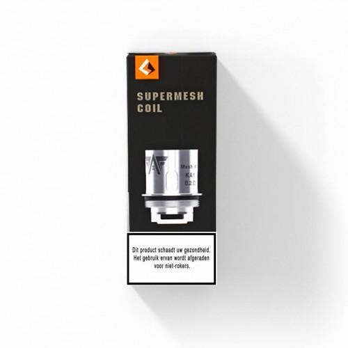 Pack 5 résistances Super Mesh Coil - Geekvape
