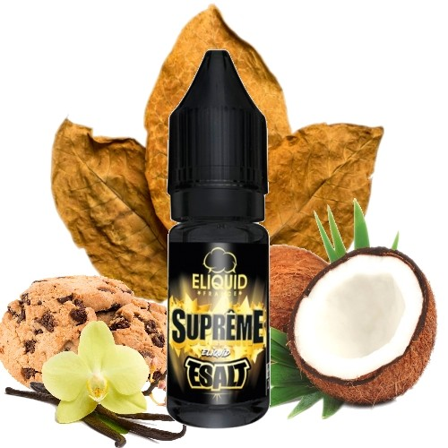 Suprême Esalt - Eliquid France