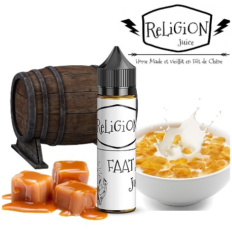 Faat Jay 50ml - Religion