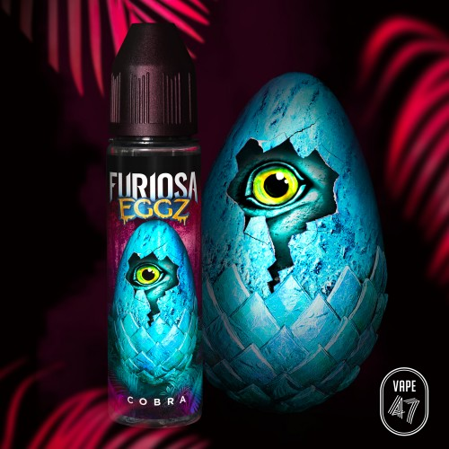 Cobra 50ml - Furiosa Eggs