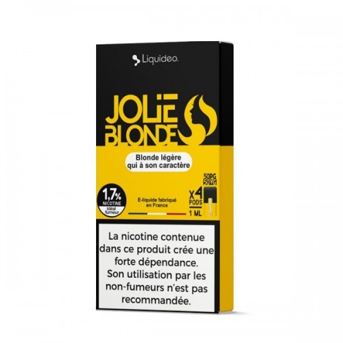 Pods Jolie Blonde - Liquideo