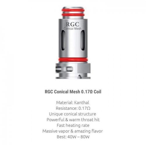 Résistance RPM80-RGC Coil