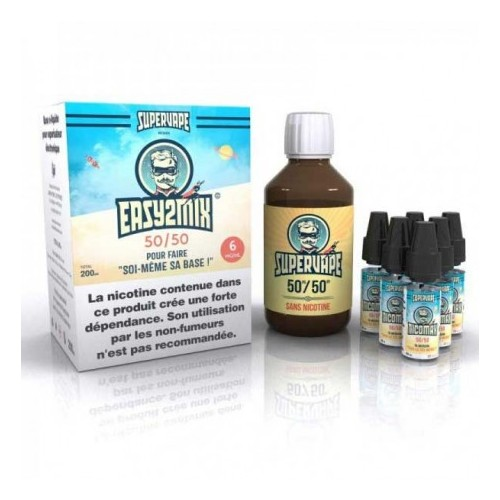 Easy 2 Mix 200ml - 50PG/50VG