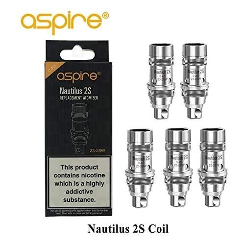 BVC Nautilus 2S - Aspire