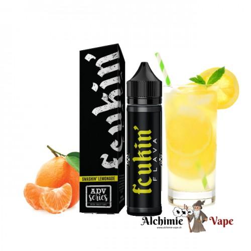 Smashin'Lemonade shortfill 50ml - Fcukin'Flava