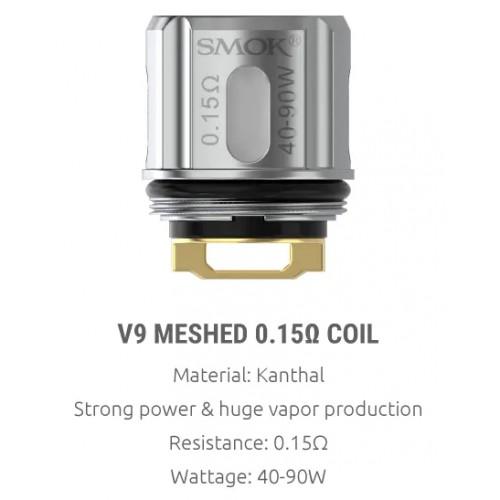 Résistance TFV9 Coil
