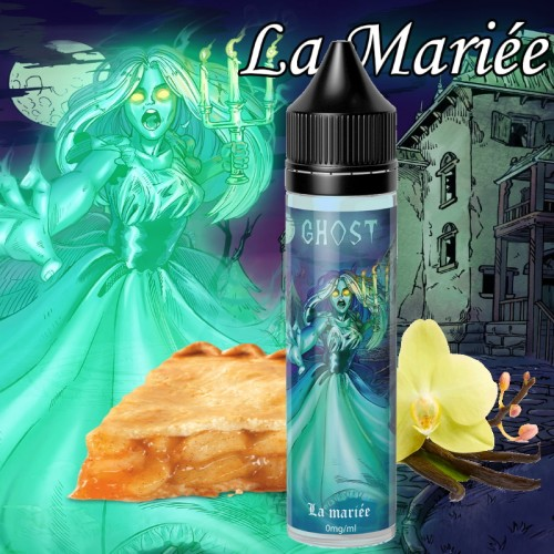La Mariée Ghost - O'Juicy