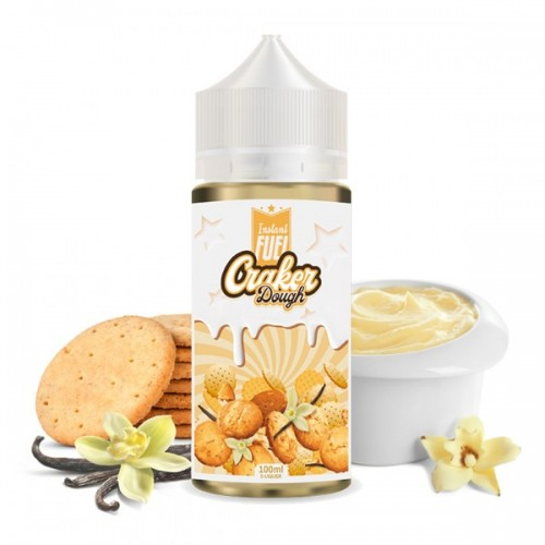 Craker Dough 100ml - Fruity Fuel