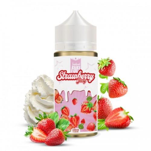 Strawberry Jerry 100ml - Fruity Fuel