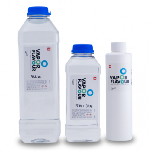 Base Vapor Flavour - 30PG/70VG