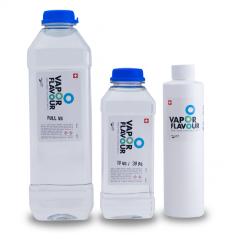 Base Vapor Flavour - 100% VG