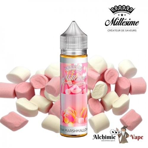 Pink Marshmallow 50ml - Millésime