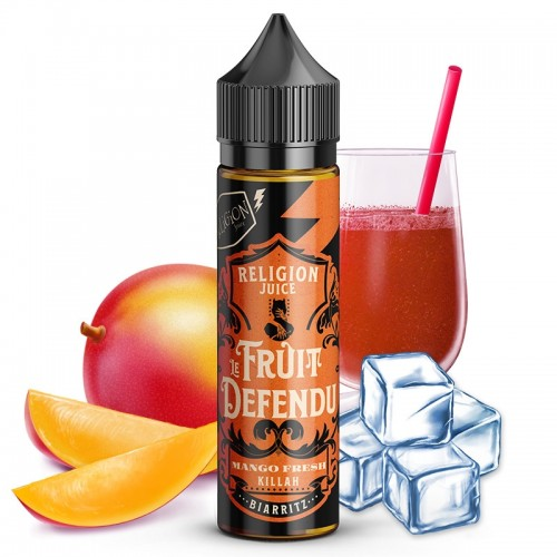 Mango Fresh Killah 50ml - Le Fruit Défendu