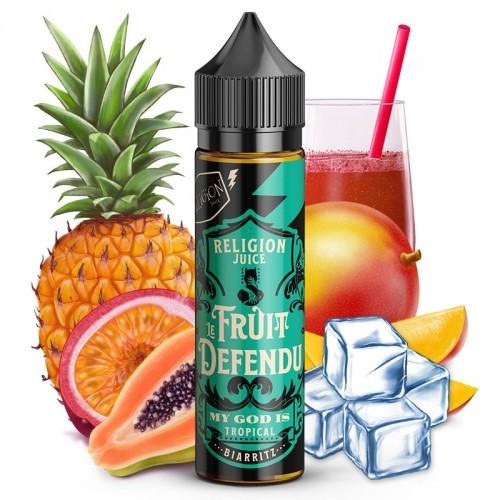 My God is Tropical 50ml - Le Fruit Défendu