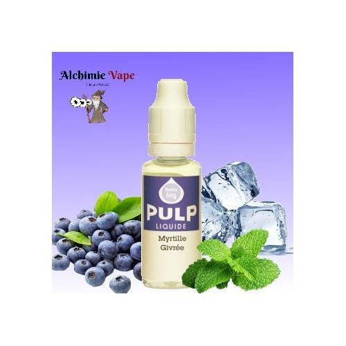 myrtille givrée - Pulp